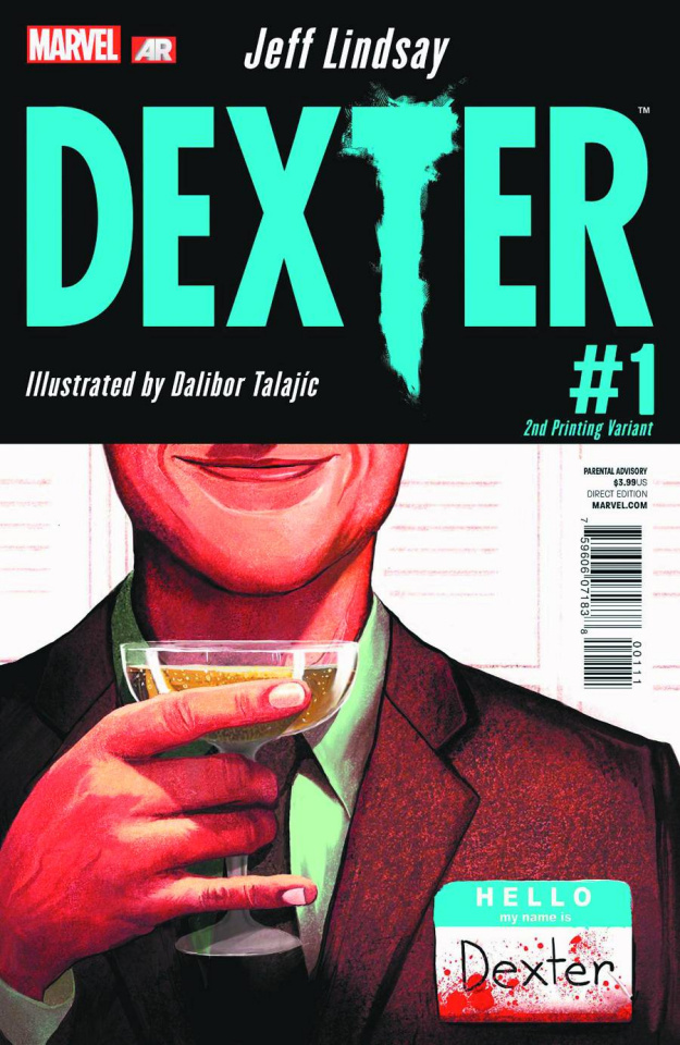 Dexter #1 (2nd Printing)