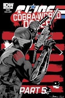 G.I. Joe: A Real American Hero #223