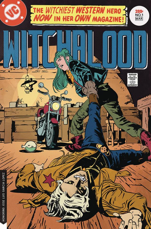 Witchblood #1 (2nd Printing)