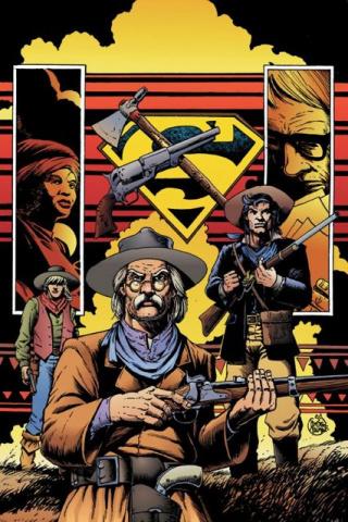 DC Comics Presents: Superman - The Kents #1