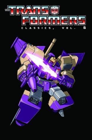The Transformers Classics Vol. 6