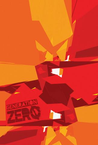 Generation Zero #3 (Muller Cover)