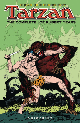 Tarzan: The Complete Joe Kubert Years
