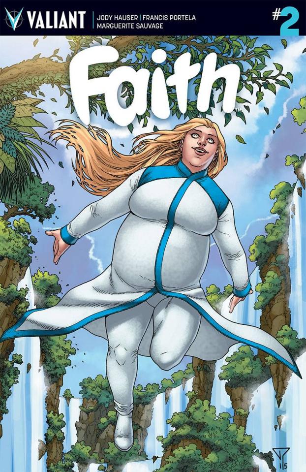 Faith #2 (Portela Cover)