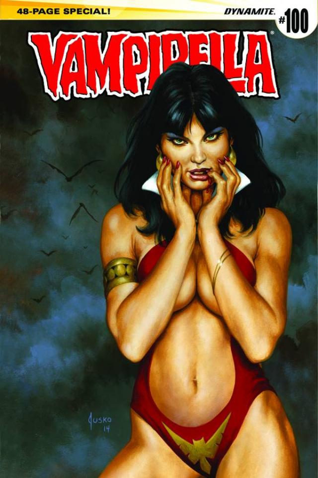 Vampirella #100 (Jusko Cover)