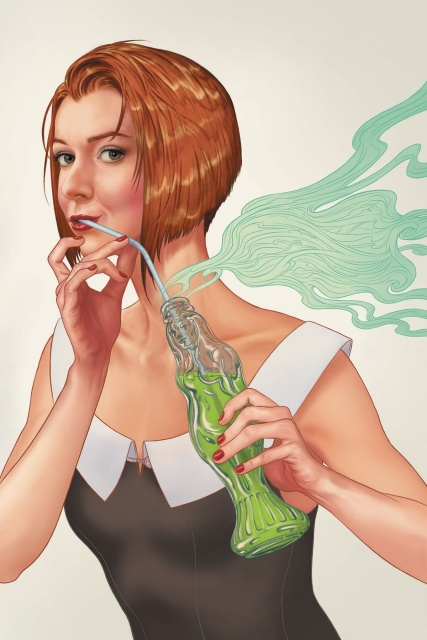 Buffy the Vampire Slayer, Season 11 #5 (Morris Cover)