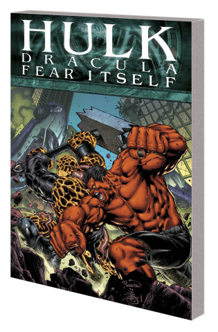 Fear Itself: Hulk vs. Dracula