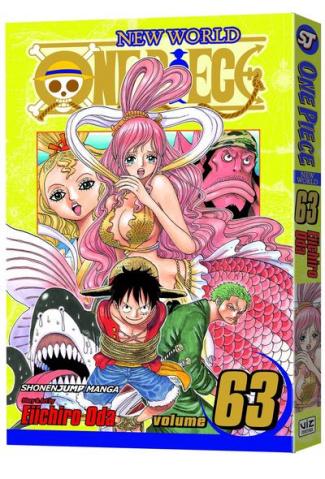 One Piece Vol. 63