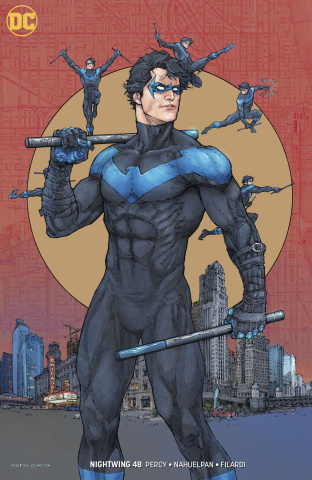 Nightwing #48 (Variant Cover)