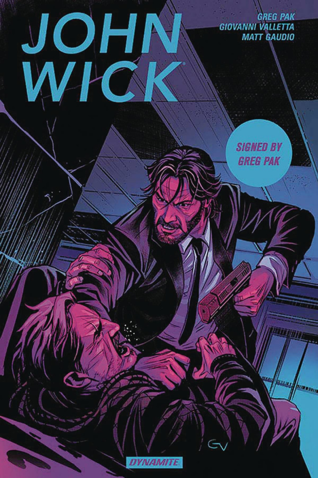 John Wick Vol. 1 (Greg Pak Signed Edition)