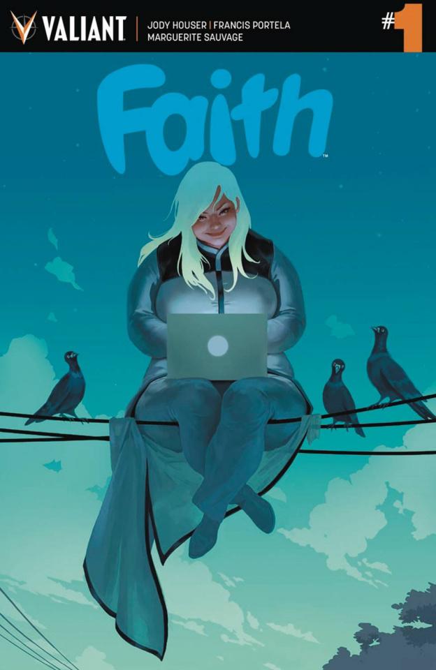 Faith #1 (3rd Printing)