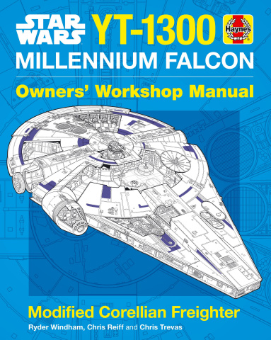 Star Wars: Millennium Falcon Owner's Manual