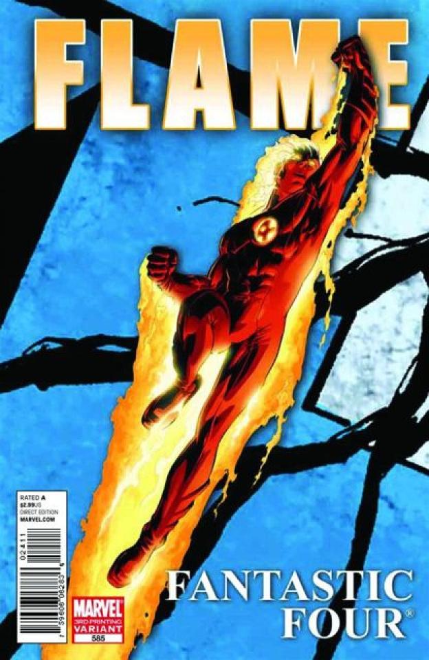 Fantastic Four #585 (3rd Printing)