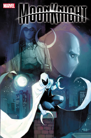 Moon Knight #3 (Reis Cover)