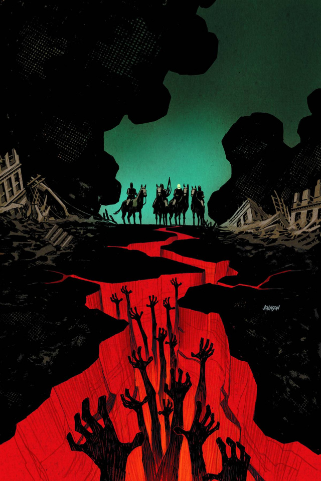 B.P.R.D.: Hell on Earth #109: Wasteland #3