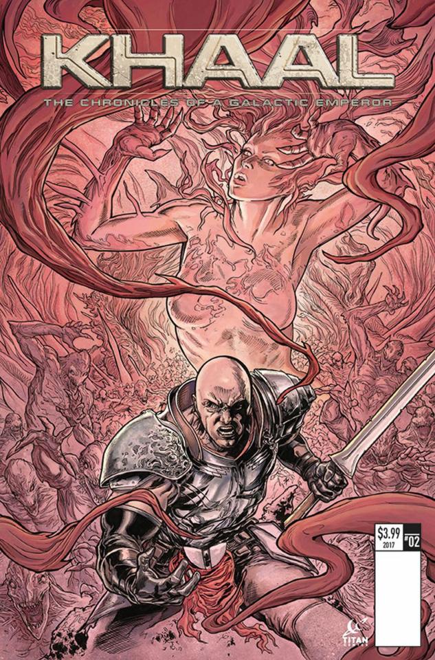 Khaal #2 (Kurth Cover)