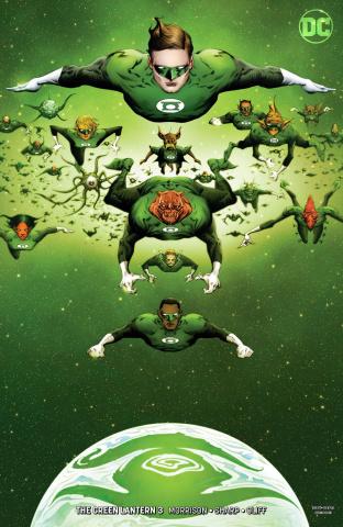 Green Lantern #3 (Variant Cover)
