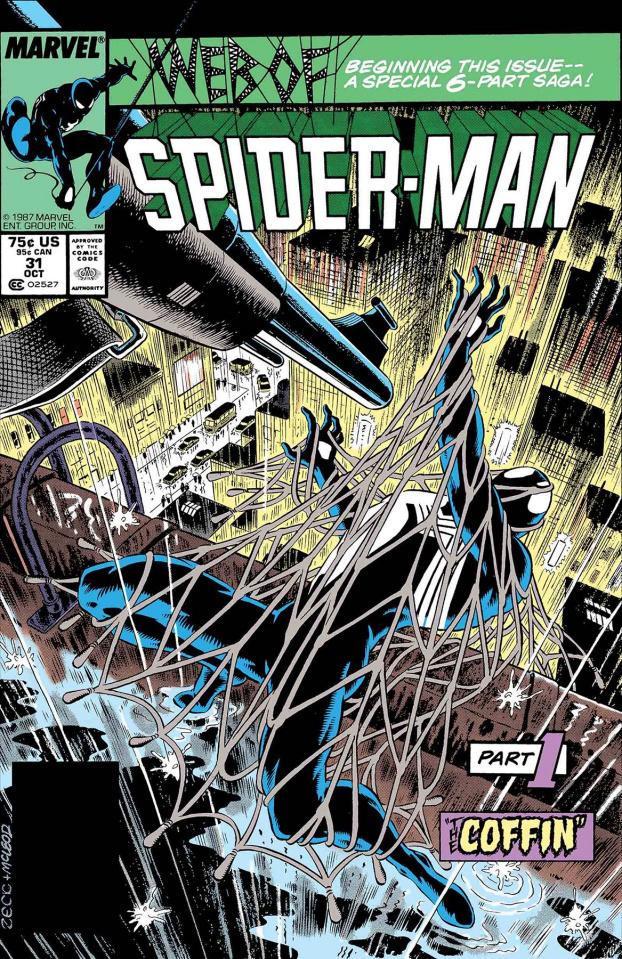 Spider-Man: Kraven's Last Hunt #1 (True Believers)