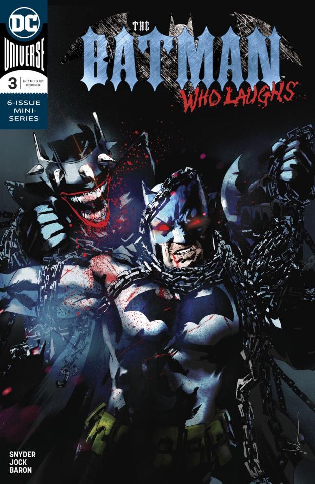 The Batman Who Laughs #3