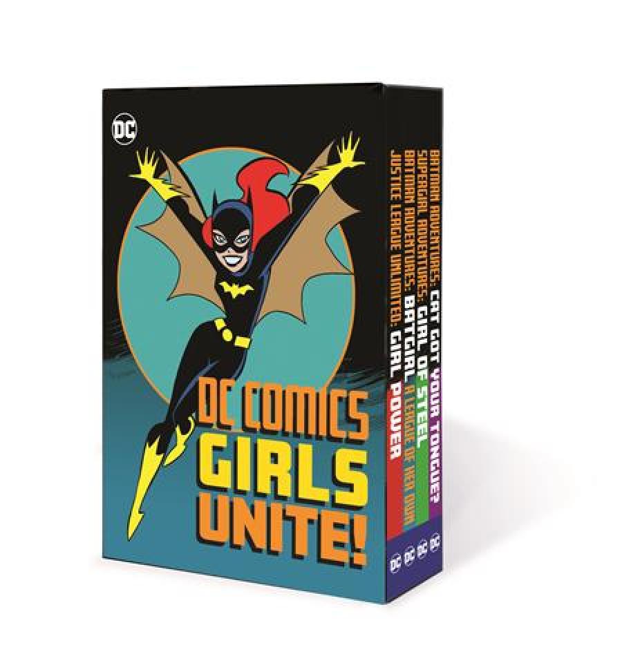 DC Comics Girls Unite! (Box Set)
