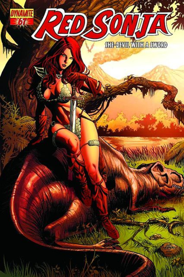 Red Sonja #67