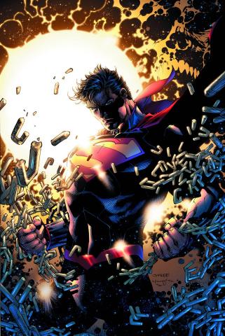 Superman Unchained #1 (DC Comics Essentials)