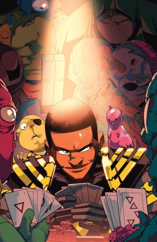 Power Rangers #5 (15 Copy Di Nicuolo Cover)
