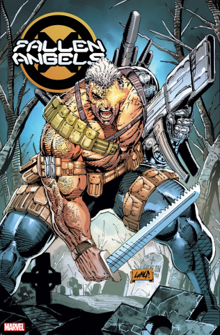 Fallen Angels #1 (Liefeld Hidden Gem Cover)