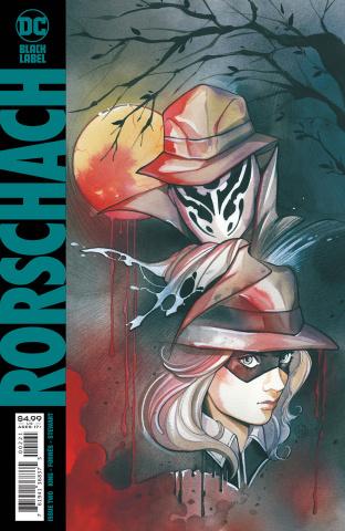 Rorschach #2 (Peach Momoko Cover)