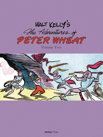 The Adventures of Peter Wheat Vol. 2