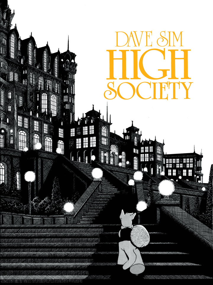 Cerebus Vol. 2: High Society (Remastered Edition)