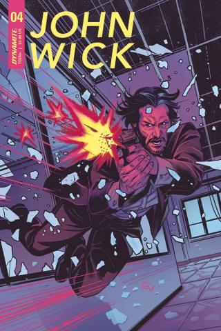 John Wick #4 (Valletta Cover)