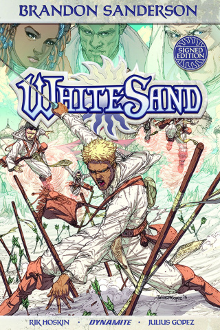 White Sand Vol. 1 (Signed Edition)