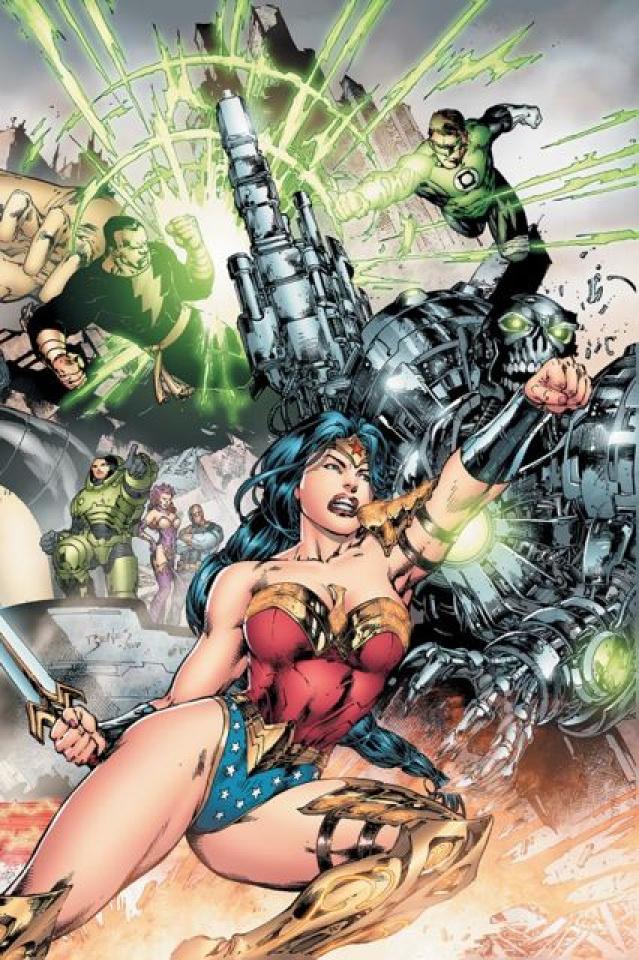 DC Universe: Online Legends #1