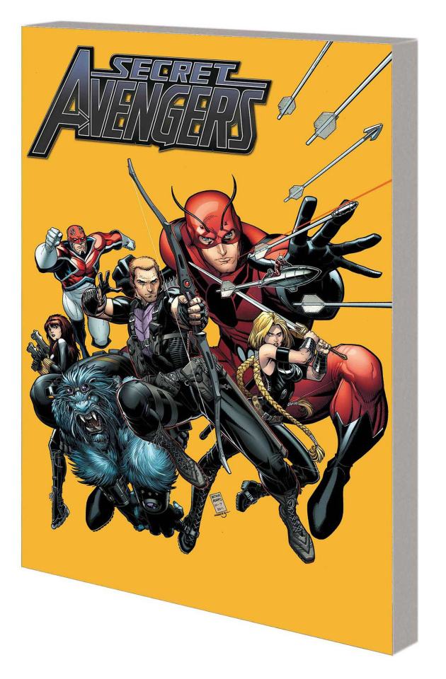 Secret Avengers by Rick Remender (Complete Collection)