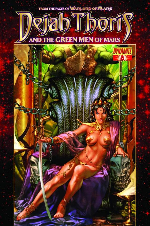 Dejah Thoris & The Green Men of Mars #6