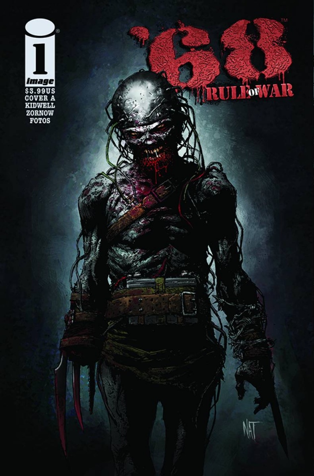 '68: Rule of War #1 (Jones Cover)