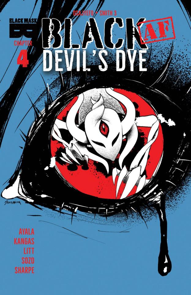 Black AF: Devil's Dye #4