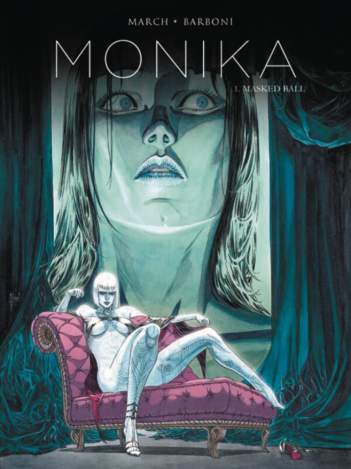 Monika Vol. 1: Masked Ball