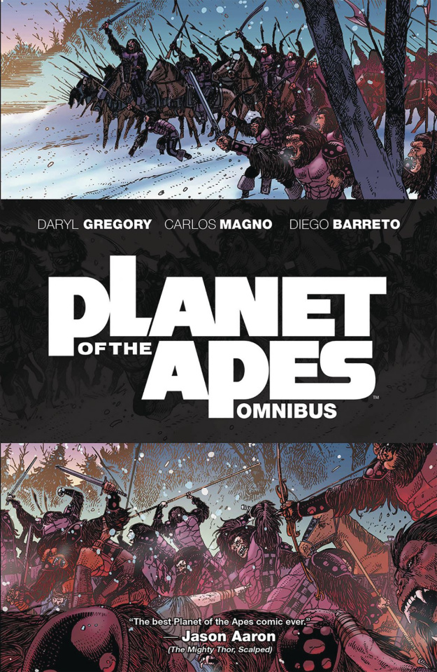 Planet of the Apes Vol. 1 (Omnibus)