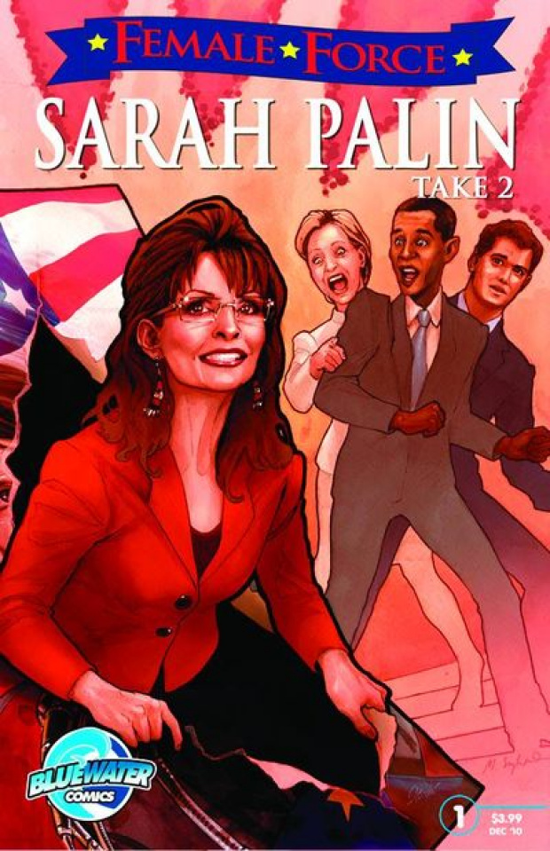 Female Force #22: Sarah Palin, Pt. 2
