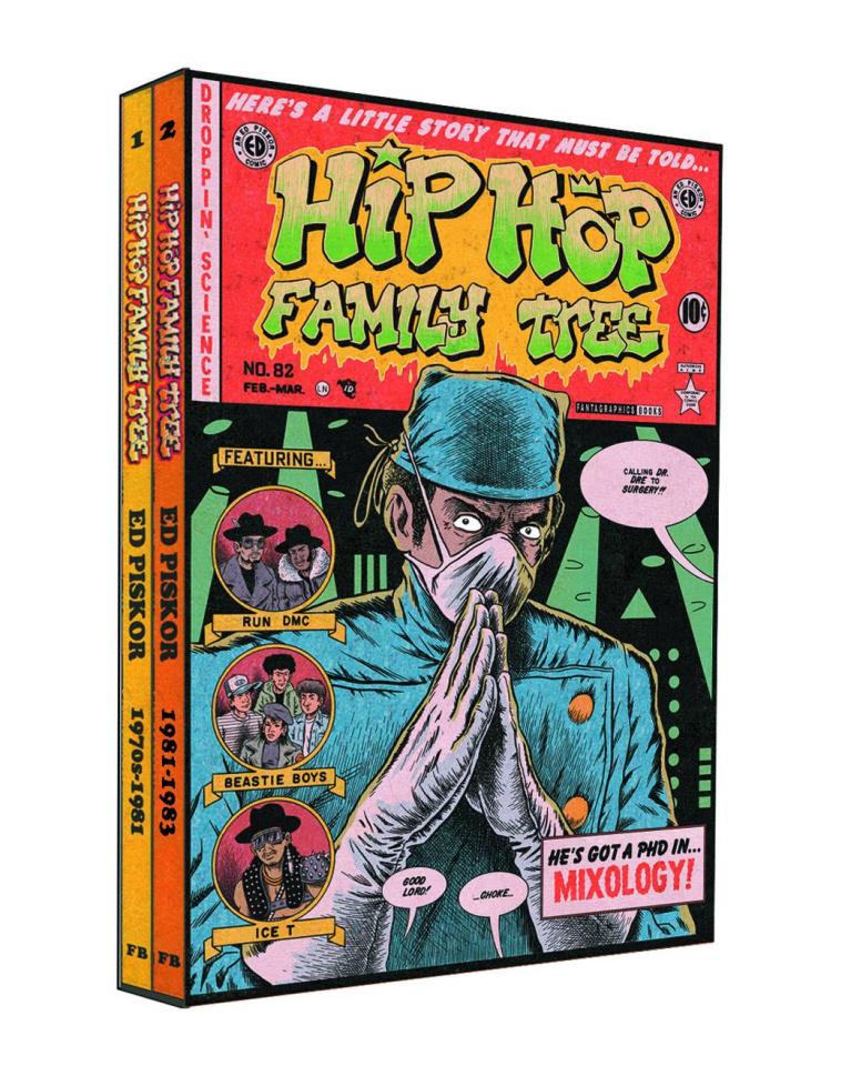 Hip Hop Family Tree Box Set: 1975-1983