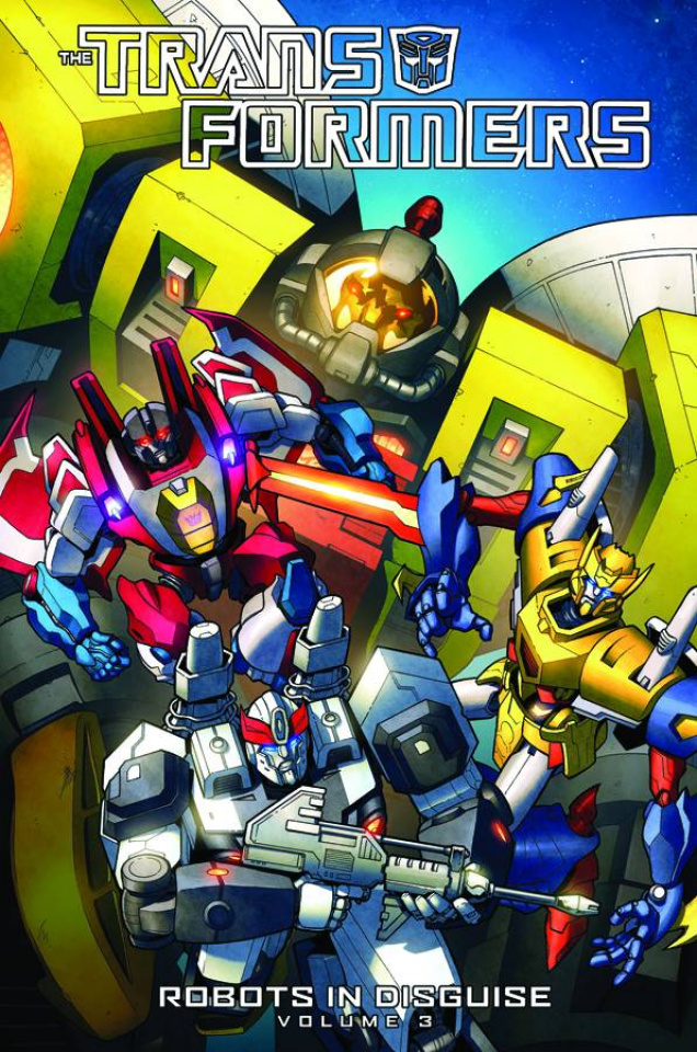 The Transformers: Robots in Disguise Vol. 3