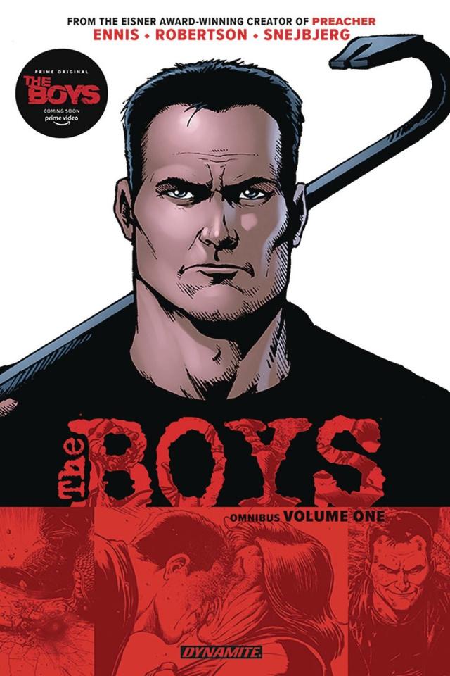 The Boys Vol. 1 (Robertson Signed Omnibus)