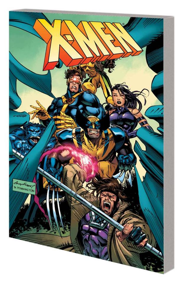 X-Men: The Skinning of Souls