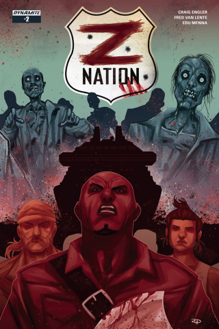 Z Nation #2 (Medri Cover)