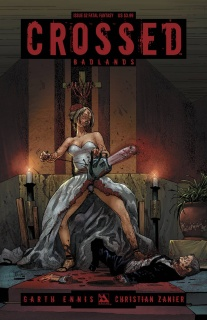 Crossed: Badlands #52 (Fatal Fantasy Cover)