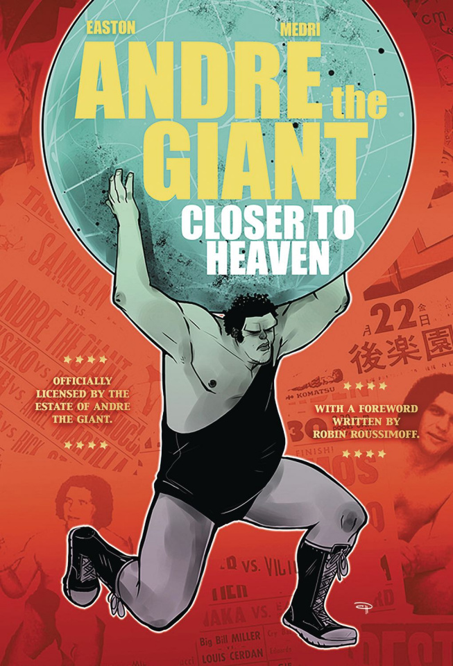 Andre the Giant: Closer to Heaven