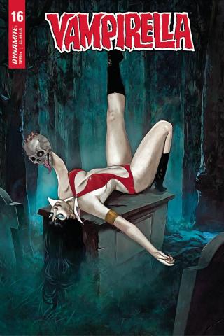 Vampirella #16 (Dalton Cover)