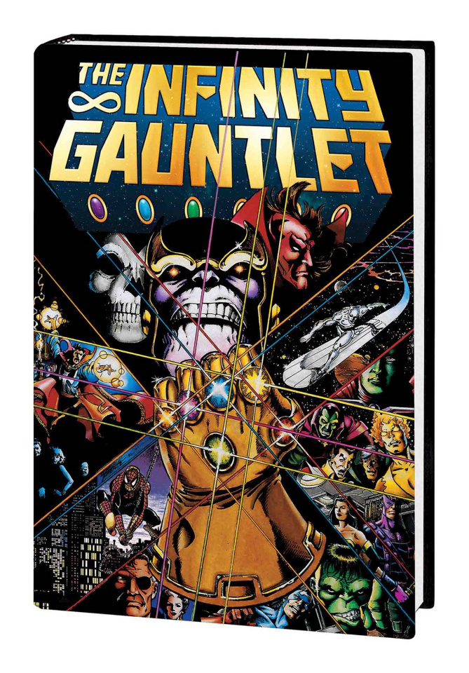 The Infinity Gauntlet (Deluxe Edition)
